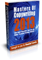 Masters of Copywriting 2013