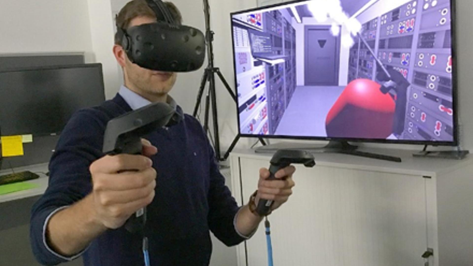 Create a VR-like story