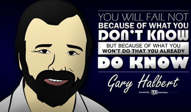 Gary Halbert