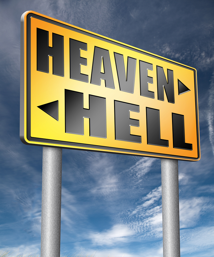 Heaven or Hell in Copywriting