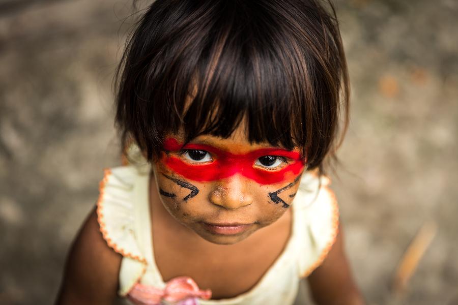 Brazilian Child