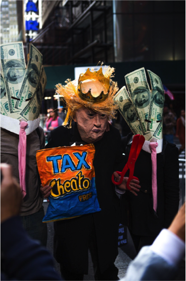 Tax Cheato