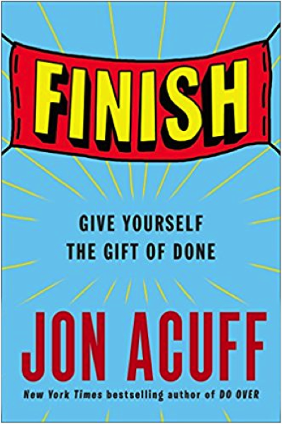 Finish Book