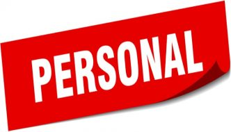 The Truth About Personalization …