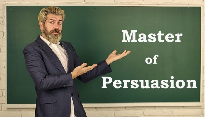 Powerful Persuasion Lessons from the Master